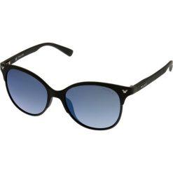 """Okulary przeciwsłoneczne damskie: Okulary przeciwsłoneczne """"SPL186 54U28B"""" w kolorze czarnym"""