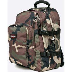 Eastpak - Plecak Provider Camo. Zielone plecaki męskie Eastpak, w paski, z materiału. W wyprzedaży za 269,90 zł.