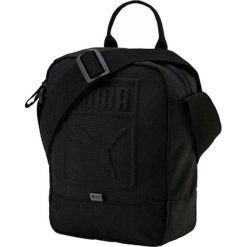 Torby podróżne: Puma Torba sportowa S Portable 2.1L czarna (075582 01)