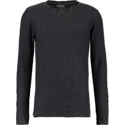 Swetry klasyczne męskie: Shine Original Sweter black