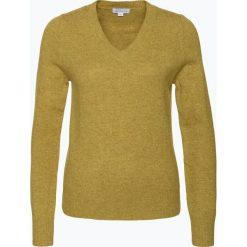 Brookshire - Sweter damski, żółty. Żółte swetry klasyczne damskie marki Mohito, l, z dzianiny. Za 149,95 zł.