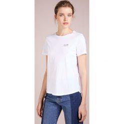 CHINTI & PARKER KISS ME TEE Tshirt basic white. Białe t-shirty damskie CHINTI & PARKER, xs, z bawełny. Za 479,00 zł.