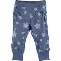 """Spodnie niemowlęce: Spodnie dresowe """"Papina"""" w kolorze błękitnym"""