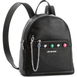 Plecaki damskie: Plecak LOVE MOSCHINO – JC4301PP05KO0000  Nero