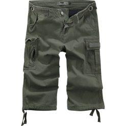 Black Premium by EMP Army Vintage Shorts Krótkie spodenki damskie oliwkowy. Zielone szorty damskie Black Premium by EMP, w paski, vintage. Za 109,90 zł.