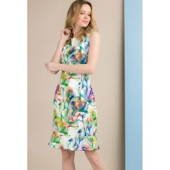 Sukienki: Sukienka z kwiatowym printem