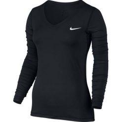 Nike Koszulka damska Top Vctory Long Sleeve czarna r. L (864776-010). Czarne topy sportowe damskie Nike, l. Za 106,50 zł.