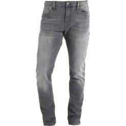 Mavi JAMES Jeans Skinny Fit grey ultra move. Szare rurki męskie Mavi. Za 309,00 zł.