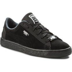 Sneakersy PUMA - Jl Batman Basket Jr 364004 01  Puma Black/Puma Black. Czarne trampki chłopięce Puma, z motywem z bajki, z materiału, na sznurówki. Za 269,00 zł.