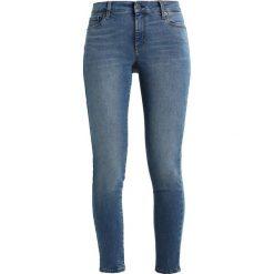 GAP SCULPT SASHA Jeans Skinny Fit blue denim. Niebieskie jeansy damskie GAP. Za 249,00 zł.