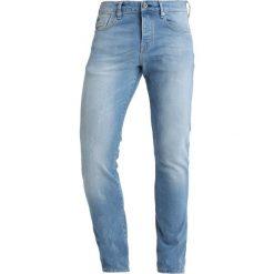Scotch & Soda RALSTON Jeansy Slim Fit home grown. Niebieskie jeansy męskie relaxed fit Scotch & Soda, z bawełny. Za 419,00 zł.
