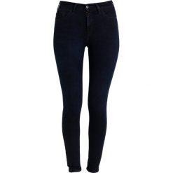 Rurki damskie: Wrangler HIGH RISE SKINNY BODY BESPOKE Jeans Skinny Fit blueblack