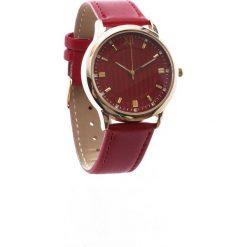 Czerwony Zegarek Conventional. Czerwone zegarki damskie Born2be. Za 29,99 zł.