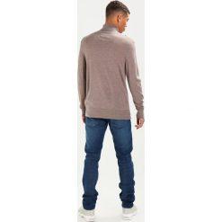 Kardigany męskie: AllSaints ROLL NECK Sweter tawny brown marl