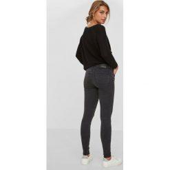 Jeansy damskie: Vero Moda SEVEN Jeans Skinny Fit dark grey denim