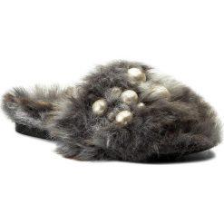 Chodaki damskie: Klapki HEGO'S MILANO - 1039 Fur Bianco/Perle