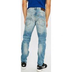 G-Star Raw - Jeansy Arc. Niebieskie jeansy męskie relaxed fit marki G-Star RAW. W wyprzedaży za 499,90 zł.