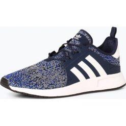 Adidas Originals - Tenisówki męskie, niebieski. Niebieskie tenisówki męskie adidas Originals, w paski, z dzianiny, z paskami. Za 349,95 zł.