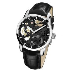 ZEGAREK EPOS Sophistiquee 3424.189.20.15.25. Czarne zegarki męskie EPOS, ze stali. Za 8900,00 zł.