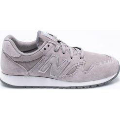 New Balance - Buty WL520RM. Szare buty sportowe damskie New Balance, z materiału. W wyprzedaży za 269,90 zł.