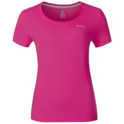 Odlo Koszulka damska T-shirt crew s/s neck MAREN różowa r. XL (221821). Czerwone bralety Odlo, s. Za 75,58 zł.