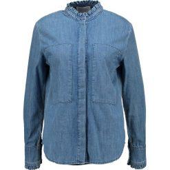 Koszule wiązane damskie: JUST FEMALE ROCKET Koszula light blue denim