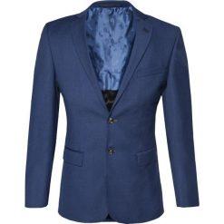 Marynarka DAMIANO 15-90AM. Niebieskie marynarki męskie slim fit Giacomo Conti, z jeansu. Za 499,00 zł.