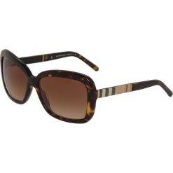 Okulary przeciwsłoneczne damskie: Burberry Okulary przeciwsłoneczne braun