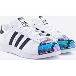 Adidas Originals - Buty Superstar Mt W. Szare buty sportowe damskie adidas Originals, z materiału. W wyprzedaży za 399,90 zł.