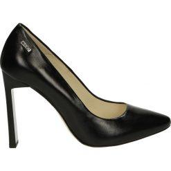 Buty ślubne damskie: Czółenka - 18-82 PEL NER