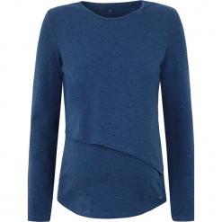 Koszulka ciążowa w kolorze niebieskim do karmienia. Niebieskie bluzki ciążowe bellybutton, xs, z klasycznym kołnierzykiem, z długim rękawem. W wyprzedaży za 112,95 zł.