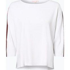 Swetry klasyczne damskie: talk about – Sweter damski, beżowy