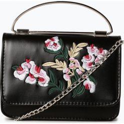 Sweet Deluxe - Damska torebka na ramię, czarny. Czarne torebki klasyczne damskie sweet deluxe, z haftami, z haftem. Za 179,95 zł.