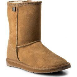 Buty EMU AUSTRALIA - Platinum Stinger Lo WP10002 Chestnut. Brązowe buty zimowe damskie marki EMU Australia, z gumy. Za 769,00 zł.
