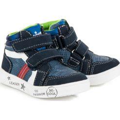 Buty dziecięce: Trampki na rzepy american club ZAHRA