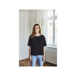 VIVIAN CZARNY t-shirt. Czarne t-shirty damskie Gau great as you, m, z bawełny. Za 149,00 zł.