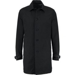 Płaszcze przejściowe męskie: Sisley Krótki płaszcz dark blue