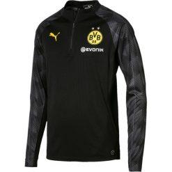 Bluza ze stójką, drużyna BVB Stadium. Szare bluzy męskie rozpinane marki Fila, m, z długim rękawem, długie. Za 377,96 zł.