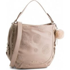Torebka DESIGUAL - 18WAXPBR 6002. Brązowe torebki klasyczne damskie marki Desigual, ze skóry ekologicznej. W wyprzedaży za 249,00 zł.