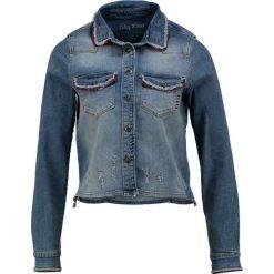 Bomberki damskie: Isla Ibiza Bonita Kurtka jeansowa denim blue