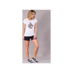 T-shirty z krótkim rękawem Volcom  RADICAL DAZE T. Białe t-shirty damskie Volcom, l. Za 103,20 zł.