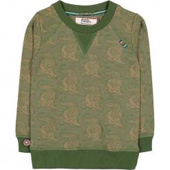 """Bluza """"Lifespan"""" w kolorze zielonym. Zielone bluzy niemowlęce 4FunkyFlavours Kids. W wyprzedaży za 102,95 zł."""