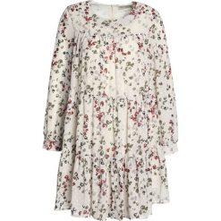 Sukienki hiszpanki: See u Soon TIERED CIRCULAR Sukienka letnia beige