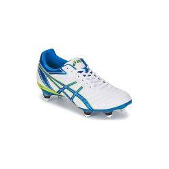 Buty do piłki nożnej Asics  LETHAL FLASH DS 3 ST. Białe halówki męskie Asics, do piłki nożnej. Za 351,20 zł.