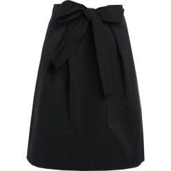 MAX&Co. PABLO Spódnica trapezowa black. Czarne spódniczki trapezowe MAX&Co., z bawełny. W wyprzedaży za 599,20 zł.