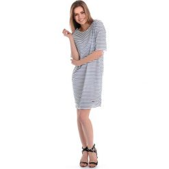 Sukienki hiszpanki: Sukienka – 18-6414R BI-B