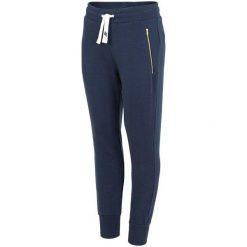 Spodnie sportowe damskie: 4f Spodnie sportowe damskie granatowe r. XS (H4Z17-SPDD003NAVY)