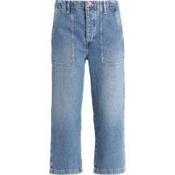 Wrangler CARPENTER PANT Jeansy Dzwony all star blue. Niebieskie jeansy damskie Wrangler. Za 349,00 zł.