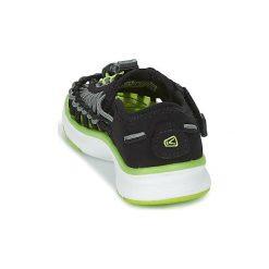 Sandały sportowe Dziecko  Keen  UNEEK O2. Czarne buty sportowe chłopięce marki Keen. Za 181,30 zł.