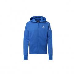 Bluzy dresowe adidas  Bluza wyjściowa Anthem Francuskiej Federacji Piłki Ręcznej. Czarne bluzy dresowe męskie marki Cropp, l, z nadrukiem. Za 399,00 zł.